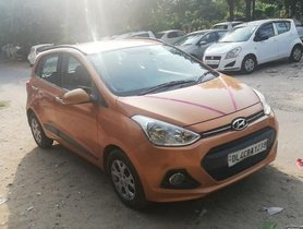Used 2013 Hyundai Grand i10 car at low price