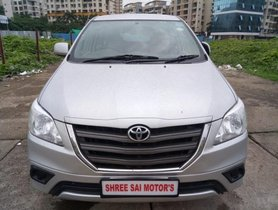 Good as new 2014 Toyota Innova for sale at low price
