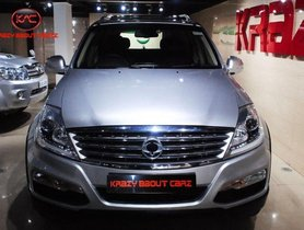 Used 2012 Mahindra Ssangyong Rexton for sale