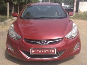 Used 2012 Hyundai Elantra for sale at low price