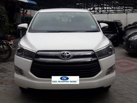 Used Toyota Innova Crysta 2016 for sale at low price