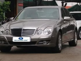 Used 2007 Mercedes Benz E Class for sale