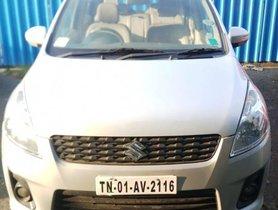 Used 2013 Maruti Suzuki Ertiga car at low price in Chennai