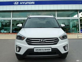 Used Hyundai Creta 1.6 VTVT SX Plus Dual Tone 2016 in New Delhi