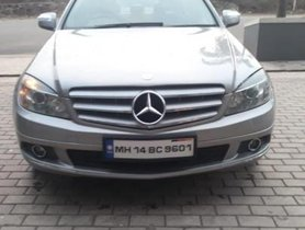 Used Mercedes Benz C Class 220 CDI AT 2008 by owner