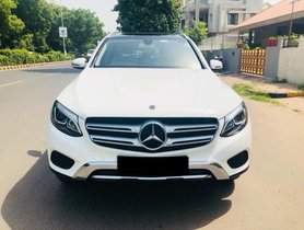 Used 2018 Mercedes Benz GLC car at low price