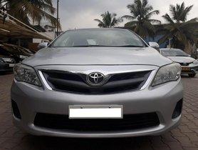 Used Toyota Corolla Altis Diesel D4DG 2011 in Bangalore