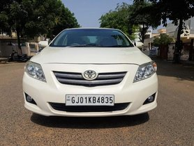 Good as new Toyota Corolla Altis 2009 for sale