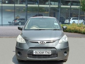 Good as new 2009 Hyundai i10 for sale at low price