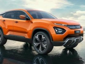Tata Harrier to be Available for Bookings from October 15