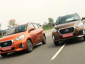 2018 Datsun Go and Go+ Facelifts Test Drive Impression