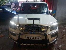 Used 2015 Mahindra Scorpio car at low price in Kolkata