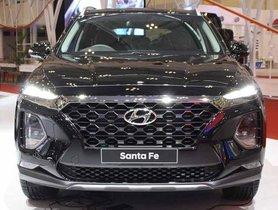 Premium Hyundai Santa Fe Will Make a Comeback Soon