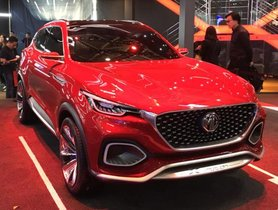 First MG Motor SUV to Enter India by June 2019