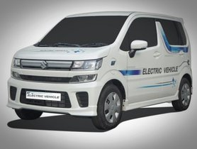 Maruti's First Ever EV Caught Testing with No Camouflage