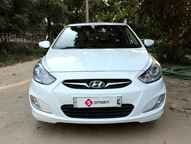 Good as new Hyundai Verna 2013 for sale
