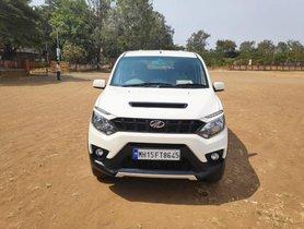 Used 2017 Mahindra NuvoSport car at low price