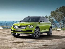 New Skoda Vision X-based SUV to Break the Cover in March 2019