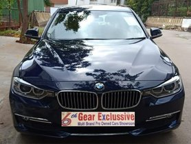 Used BMW 3 Series 2015 in Bangalore