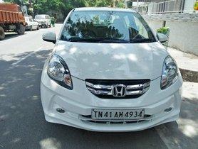 Good as new Honda Amaze 2015 for sale