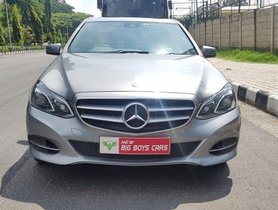 Good as new 2014 Mercedes Benz E Class for sale