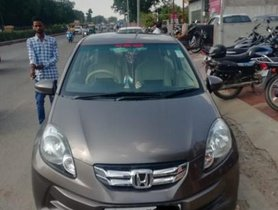Good as new Honda Amaze 2015 for sale