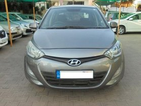Well-maintained Hyundai i20 2012 in Jaipur