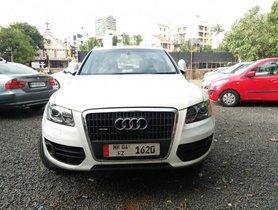 Used 2012 Audi Q5 car at low price
