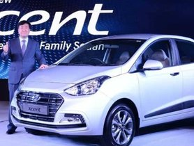 New-Gen Hyundai Xcent To Launch In India By Early 2020