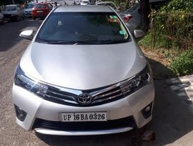 Used Toyota Corolla Altis VL AT 2015 by owner