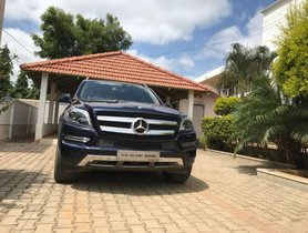 Used 2016 Mercedes Benz GL-Class for sale at low price