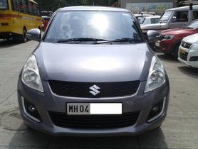 Good as new 2015 Maruti Suzuki Swift for sale at low price