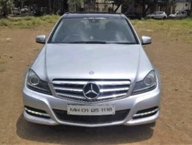 Used 2014 Mercedes Benz C Class for sale at low price
