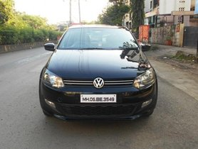 Good as new 2012 Volkswagen Polo for sale in Mumbai