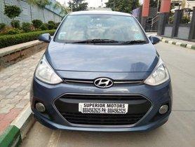 Used 2014 Hyundai Xcent car at low price