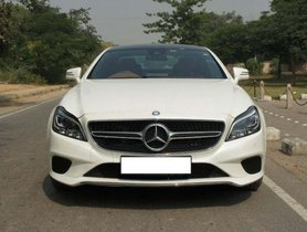 2015 Mercedes Benz CLS for sale at low price