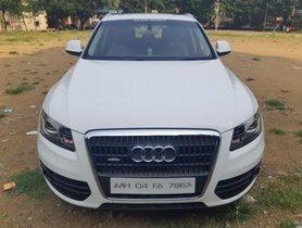 Good as new Audi Q5 2011 in Mumbai
