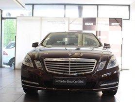 Good as new 2010 Mercedes Benz E Class for sale
