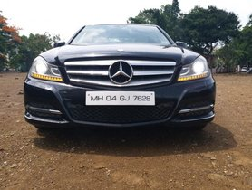 Used Mercedes Benz C Class C 220 CDI Avantgarde 2014 in Mumbai