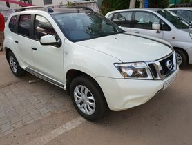 Used 2015 Nissan Terrano car at low price