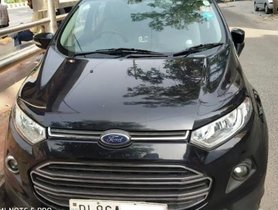 Good as new 2015 Ford EcoSport for sale in New Delhi