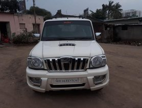 Used 2014 Mahindra Scorpio car at low price