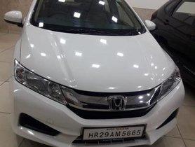 Used 2016 Honda City car at low price