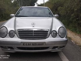 Used Mercedes Benz E Class 2001 for sale