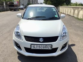 Good as new Maruti Suzuki Swift 2017 in Surat