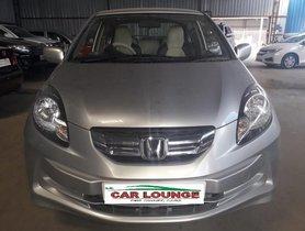 Used 2015 Honda Amaze car at low price