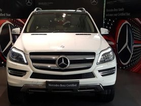 Good as new Mercedes Benz GL-Class 2014 for sale