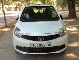 Good as new 2017 Tata Tiago for sale at low price