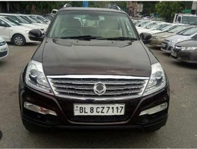 2013 Mahindra Ssangyong Rexton for sale at low price