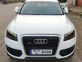 Used Audi Q5 2.0 TDI 2011 for sale